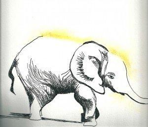 lelephanteau-paisible-300x257 animalier dans Les animaliers